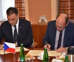 Královéhradecký kraj a Zakarpatská Ukrajina uzavřely partnerství