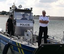 Na Rozkoši policie kontrolovala plavidla