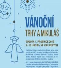 Vila Čerych se první prosincovou sobotu zahalí do vánočního